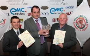 Carmarthenshire Sports Personailty Award 2011