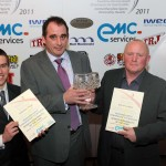 Carmarthenshire Sports Personailty Award 2011