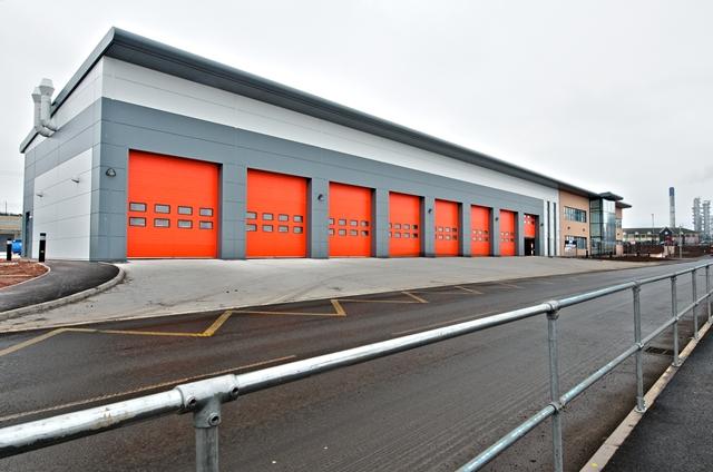 Valero fire station